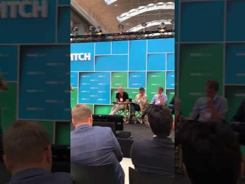 SettleMint Pitch at MoneyConf Madrid 2017