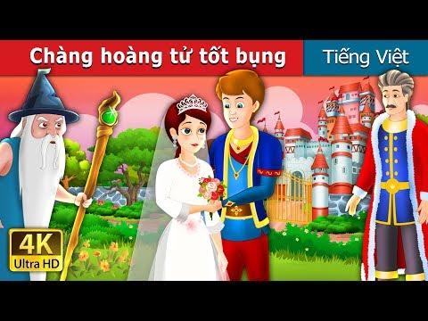 Chàng hoàng tử tốt bụng | Chuyen co tich | Truyện cổ tích việt nam - Thời lượng: 18:11.