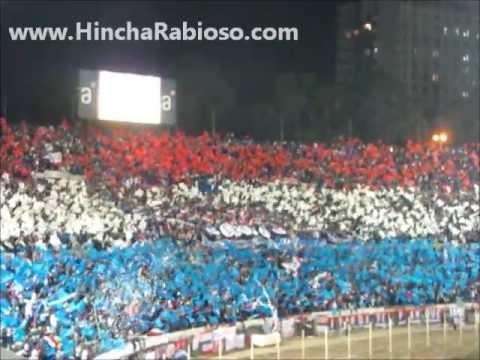 La Hinchada de Nacional vs Garcilaso por la Libertadores - La Banda del Parque - Nacional - Uruguay - América del Sur