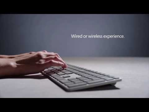 Introducing the Microsoft Modern Keyboard and Mouse