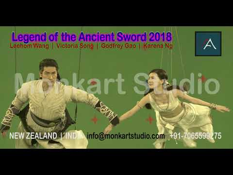 Legend of the Ancient Sword (2018)