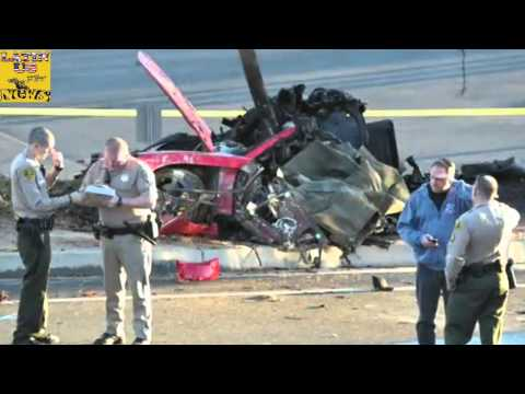 Paul Walker Dies in a car accident 2013