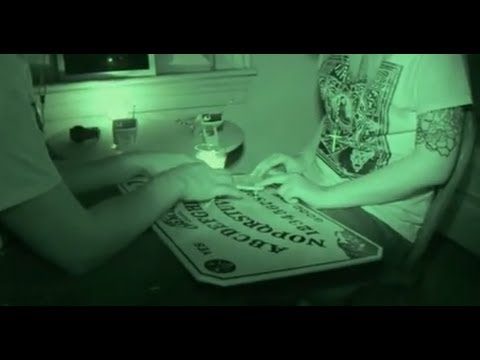 Man Attacked by DEMON Using OUIJA Board