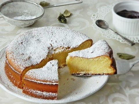 Torta soffice al latte caldo,RICETTA PERFETTA видео