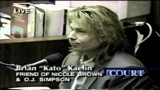 Video Kato Kaelin's O.J. trial testimony MP3, 3GP, MP4, WEBM, AVI, FLV Februari 2019