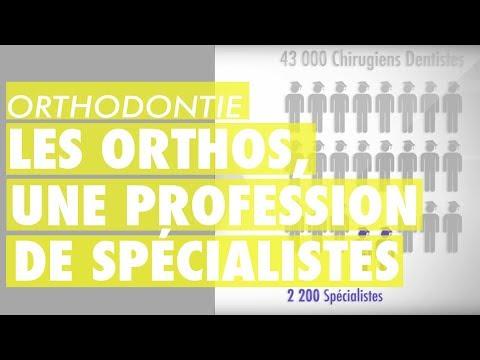L'orthodontie, une affaire de spécialistes