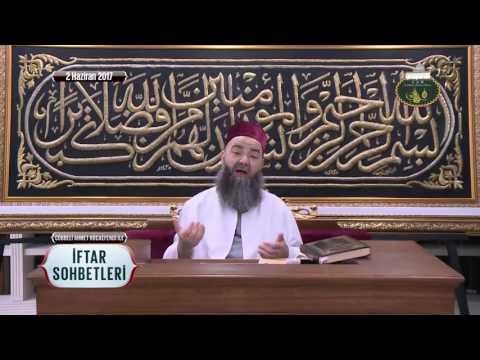 İftar Sohbetleri - Cübbeli Ahmet Hoca Efendi - 2 Haziran 2017