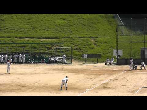 堺市立大浜中学校VS大阪市立中百舌鳥中学校 3回表 その2