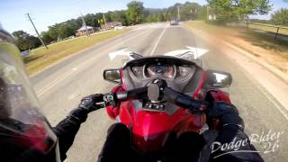 6. Road Test - 2015 Can Am Spyder RT Limited