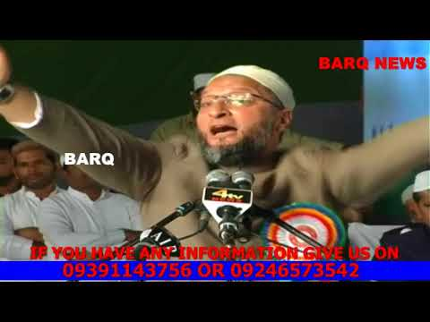 ASADUDDIN OWAISI SAYS TAKE LESSON FROM RAJPUT'S AND SAVE OUR SHARIAH