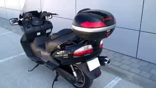 10. Suzuki Burgman 650 Executive – 2009 ( 1.ª Parte )