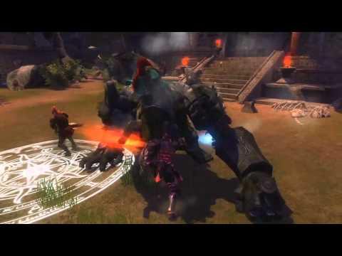 RaiderZ – Gameplay Trailer