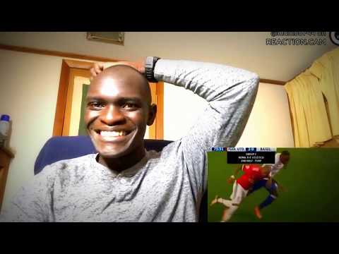 Manchester United VS Basel 3-0 All goals & Highlights - Champions League - 12/09… REACTION