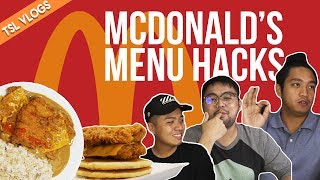 Video MCDONALD'S MENU HACKS | TSL Vlogs MP3, 3GP, MP4, WEBM, AVI, FLV Desember 2018