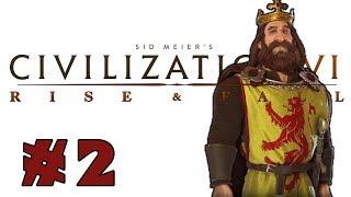 Video Civilization VI: Rise and Fall! -- SCOTLAND -- Part 2 MP3, 3GP, MP4, WEBM, AVI, FLV Maret 2018