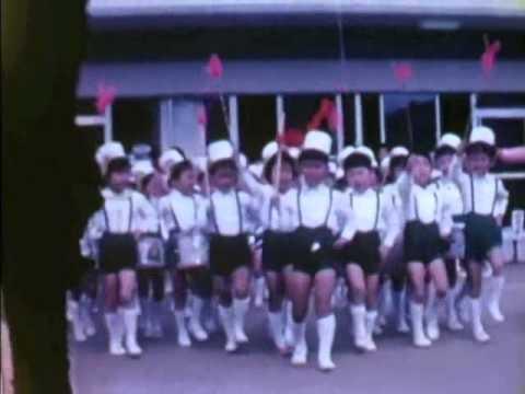 昭和45年 大川幼稚園 運動会