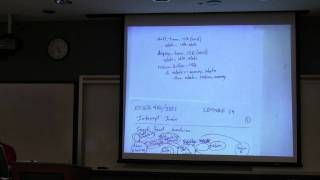 Embedded Systems Course - Lecture 19:  Interrupts and State Machines