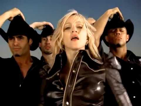 Madonna - Don't Tell Me [Official Music Video]