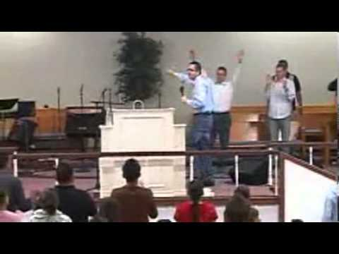 "Apostolic Preaching- Jason Sciscoe- ""Anointed for the Future"""