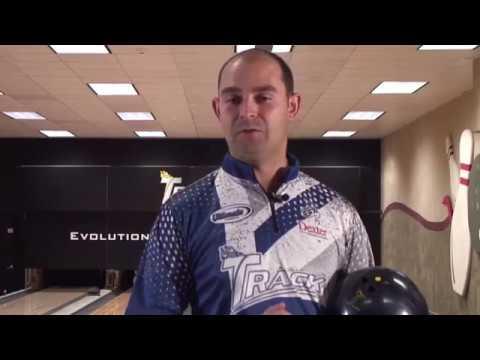 Track Logix Bowling Ball