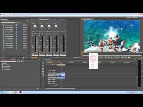 Как в adobe premiere pro сделать видео из фото - Альтаир и К