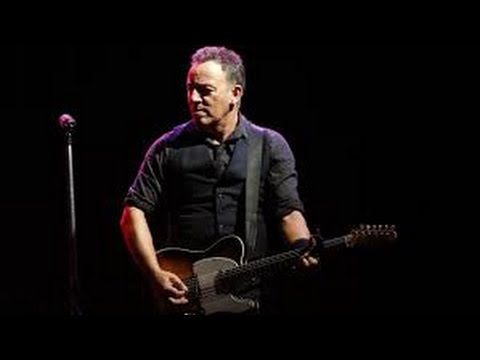 Bruce Springsteen - Downbound Train - |Official Pro Video| (2014)