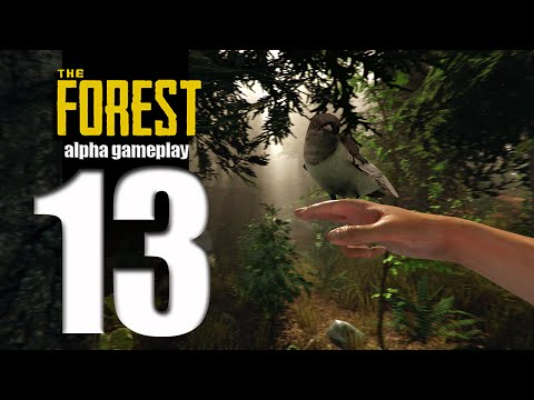 Let's - I've been looking forward to this game for a very long time and now the alpha is finally here! In The Forest, the player must survive on an island on which their character's plane has crashed...