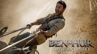 BENHUR Trailer 2016  Paramount Pictures