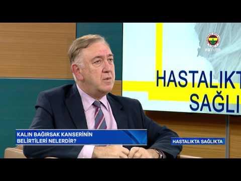 Kalın Bağırsak Tümörleri - Prof. Dr. Alp Gürkan
