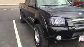 9. 2004 Nissan Frontier