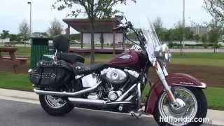 6. Used 2010 Harley Davidson Heritage Softail Classic Motorcycles for sale  - Ft. Lauderdale, FL