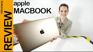 Apple MacBook gold review en español