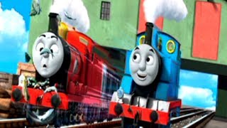 Thomas & Friends™: Spills & Thrills DVD Extended UK Trailer - HD