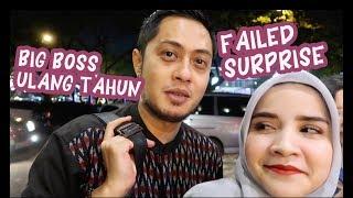 Video Big Bossnya Birthday | FAILED SURPRISE!!! MP3, 3GP, MP4, WEBM, AVI, FLV April 2019