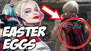 Suicide Squad EASTER EGGS & REFERENCES You May Have Missed!