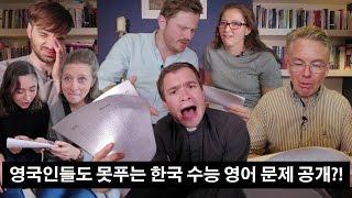 Video British People FAIL Korea's SAT English Exam!? MP3, 3GP, MP4, WEBM, AVI, FLV Juli 2019