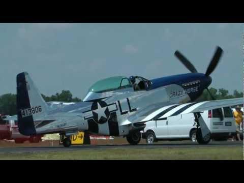 A-4, Skyhawk, Bearcat, P-51, OV-1...