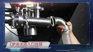 Automatic Spout Pouch Packing Machine For Juice Filling Machine youtube video