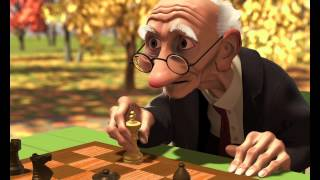 Video Pixar - Geri's Game [ORIGINAL AUDIO] MP3, 3GP, MP4, WEBM, AVI, FLV September 2018