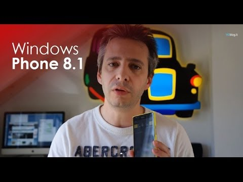 Windows Phone 8.1...