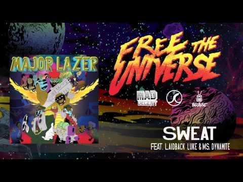 Major Lazer - Sweat (feat. Laidback Luke & Ms. Dynamite) (Official Audio)