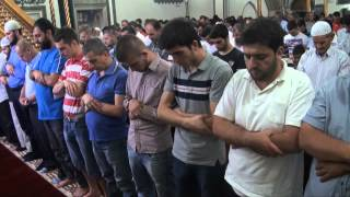 6. Namazi i Natës (Xhamia Isa Beu Shkup 2013/1434) - Hoxhë Remzi Isaku