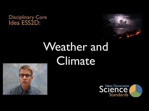 ESS2D - Weather and Climate
