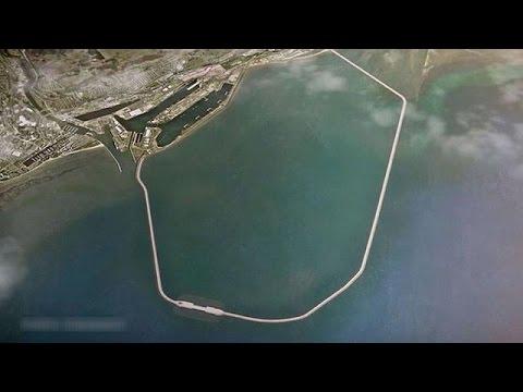 Σουόνσι: Τεχνητή λιμνοθάλασσα θα παράγει ενέργεια – hi-tech