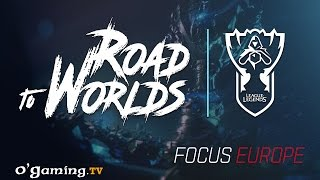 Road to Worlds #2 - Europe