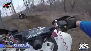 9. 2018 IATVHSS Rd 1 Coon Creek PM ATV GoPro - Open Utility Class