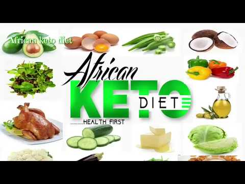 WELCOME TO AFRICAN KETO DIET