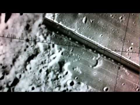 Alien Buildings On Moon! REAL, Check Source, UFO Sighting News.