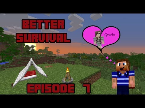 Better Survival Ep. 7 - Baby Time! (Minecraft Mod Pack) (Minecraft Multi-play)