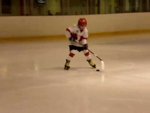7 year old ice hockey wizard now 8